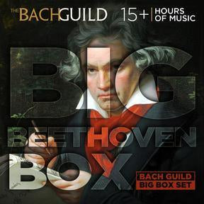 Big Beethoven Box (15 HOUR Digital Download Boxed Set)