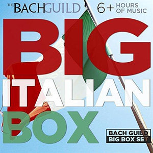 BIG ITALIAN MUSIC BOX (6 Hour Downloadable Boxed Set)