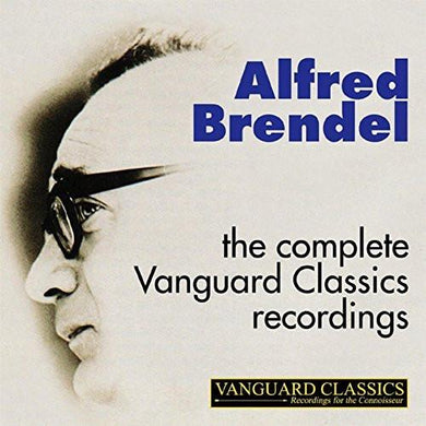 Alfred Brendel: The Complete Vanguard Classics Recordings (Digital Download)