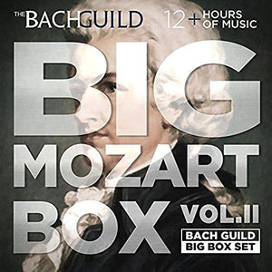 BIG MOZART BOX, VOLUME 2 (12 Hour Digital Boxed Set)