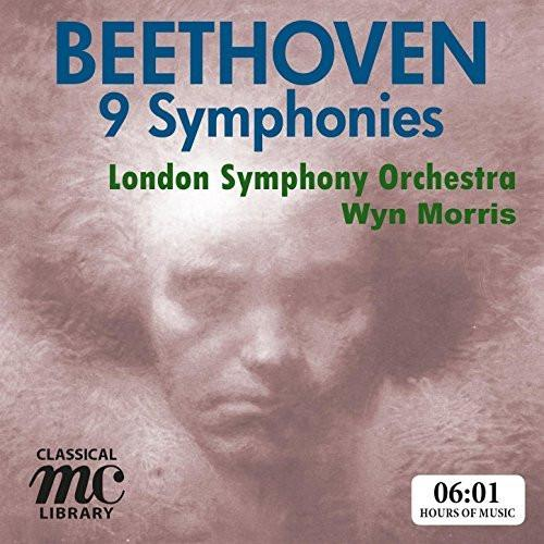 Beethoven: 9 Symphonies - Wyn Morris (Digital Download Boxed Set)