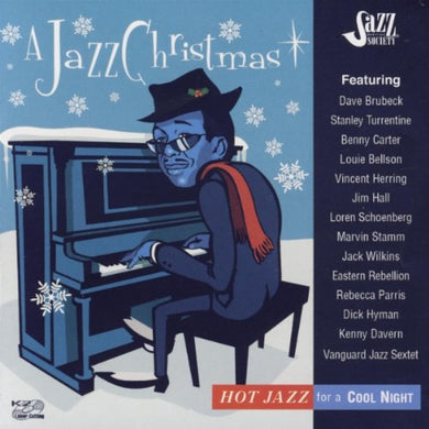 HOT JAZZ FOR A COOL NIGHT: A JAZZ CHRISTMAS (DIGITAL DOWNLOAD)
