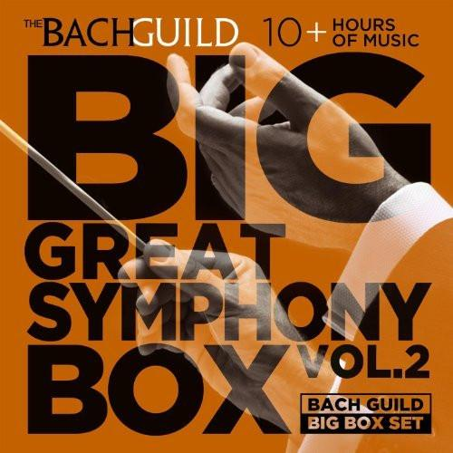 Big Great Symphonies Box, Volume 2 (10 Hour Digital Boxed Set)