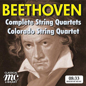 Beethoven: Complete String Quartets - Colorado String Quartet (Digital Download Boxed Set)