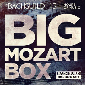 BIG MOZART BOX (13 Hour Digital Boxed Set)