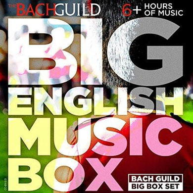 Big English Music Box (6 Hour Digital Download Boxed Set)