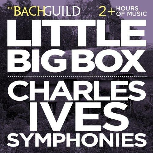 Little Big Box: Ives Symphonies (2 Hour Digital Download)