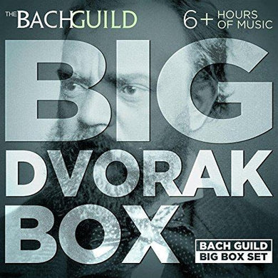 BIG DVORAK BOX (6 Hour Digital Download Boxed Set)