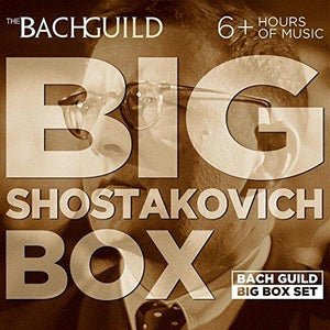 BIG SHOSTAKOVICH BOX (6 HOUR DIGITAL DOWNLOAD)