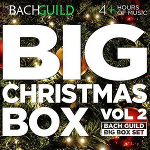 Big Christmas Box 2 (6 Hour Digital Download Boxed Set)