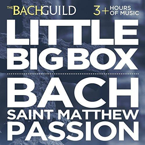 BACH: ST. MATTHEW PASSION - AMELING, LUXON, ENGLISH CHAMBER ORCHESTRA (Bach Guild Digital Download Boxed Set)