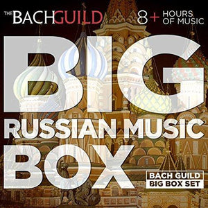 BIG RUSSIAN MUSIC BOX (8 HOUR DIGITAL DOWNLOAD)