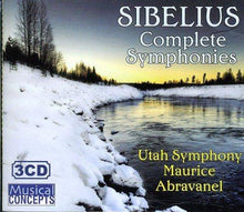 Load image into Gallery viewer, SIBELIUS CD/DIGITAL COMBO OFFER