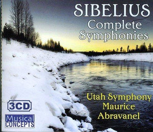 SIBELIUS CD/DIGITAL COMBO OFFER