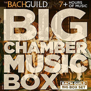Big Chamber Music Box, Volume 1 (7 Hour Digital Download Boxed Set)