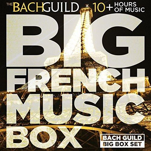 Big French Music Box (10 Hour Digital Boxed Set)
