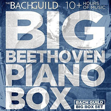 BIG BEETHOVEN PIANO BOX (10 HOUR DIGITAL DOWNLOAD BOXED SET)