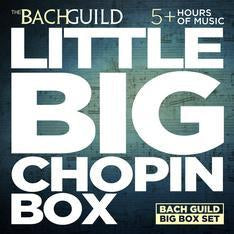 LITTLE BIG CHOPIN BOX (5 HOUR Digital Boxed Set)