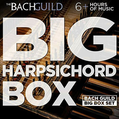 BIG HARPSICHORD BOX (6+ HOUR DIGITAL DOWNLOAD)