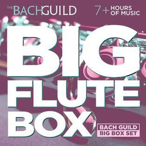 BIG FLUTE BOX (7 HOUR Digital Boxed Set)