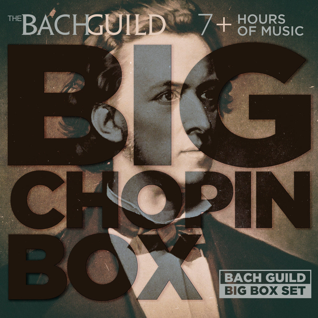 BIG CHOPIN BOX (7 HOUR DIGITAL DOWNLOAD)