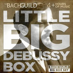 LITTLE BIG DEBUSSY BOX (4 Hour Digital Boxed Set)