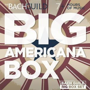 BIG AMERICANA BOX (7 Hour Digital Download Boxed Set)