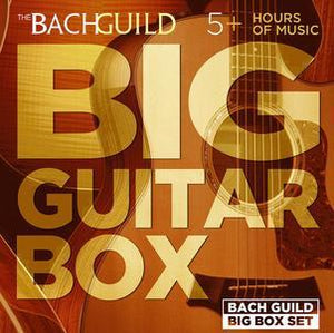 BIG GUITAR BOX (5 Hour Digital Boxed Set)