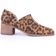Load image into Gallery viewer, Clay Suede Leopard Print Camel - ARiderGirl