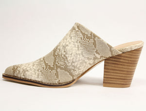 Patti Snake White/Grey - ARiderGirl