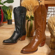 Load image into Gallery viewer, affordable fashion western cowgirl boots