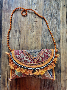 Sac Artisanal orange