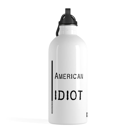 American Idiot - Stainless Steel Water Bottle