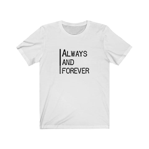 Always And Forever - Mens T - Light