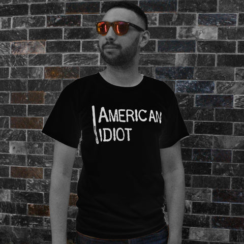 American Idiot - Mens T - Dark