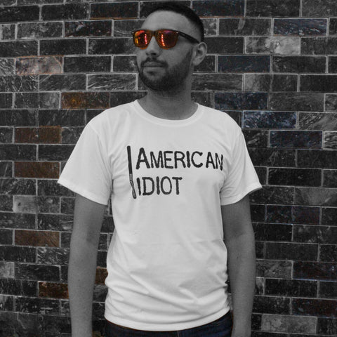 American Idiot - Mens T - Light