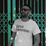 Good Vibrations - Mens T - Light