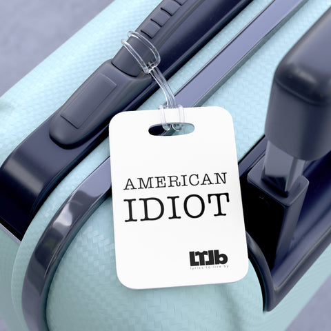 American Idiot - Bag Tag
