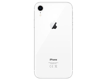 Apple iPhone XR 128GB White Front