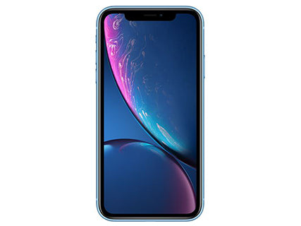 Apple iPhone XR 256GB Blue Front