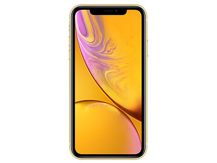 Apple iPhone XR 256GB Yellow Front
