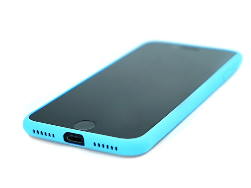 Forall Phones Second Skin Case iPhone 7 Plus/8 Plus Electric Blue