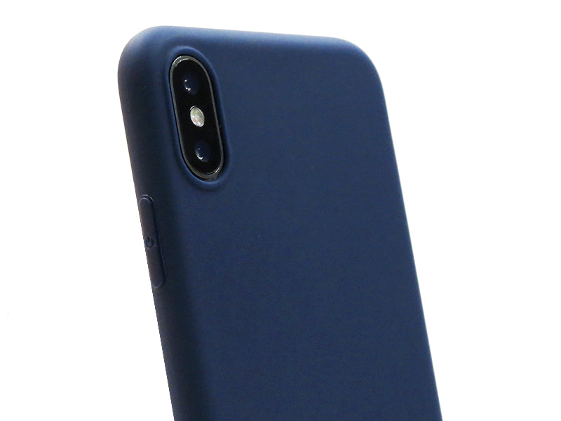 Forall Phones Second Skin Case iPhone X/XS Blue