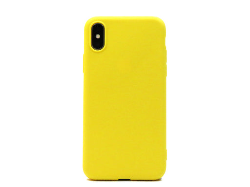 Forall Phones Second Skin Case iPhone X/XS/XS Yellow