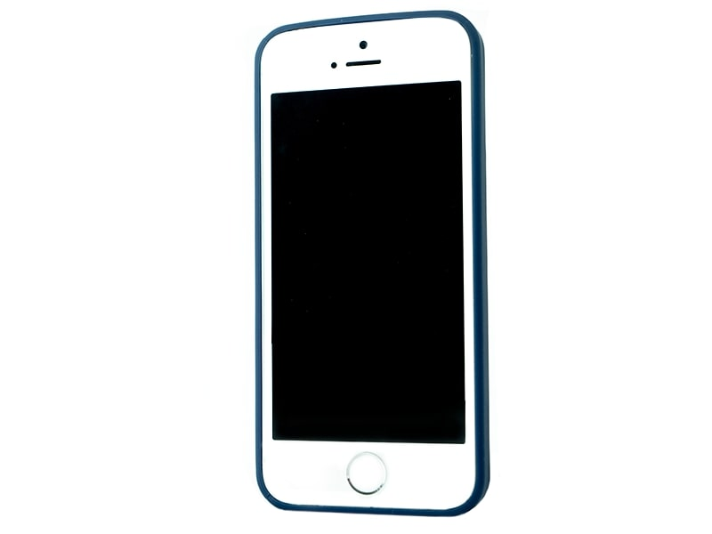 Forall Phones Second Skin Case iPhone 5S/SE Blue