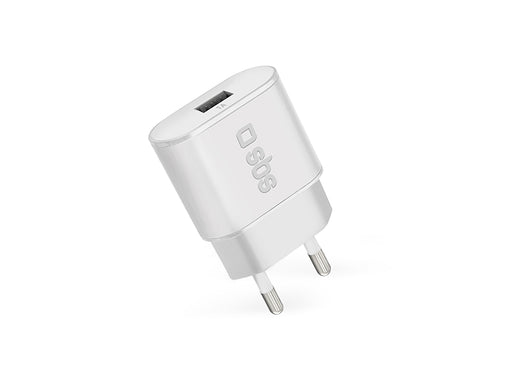 SBS Wall Charger 1000 mAh Front
