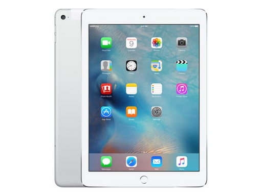 Apple iPad Air 2 (128GB Wi-Fi + Cellular) Silver