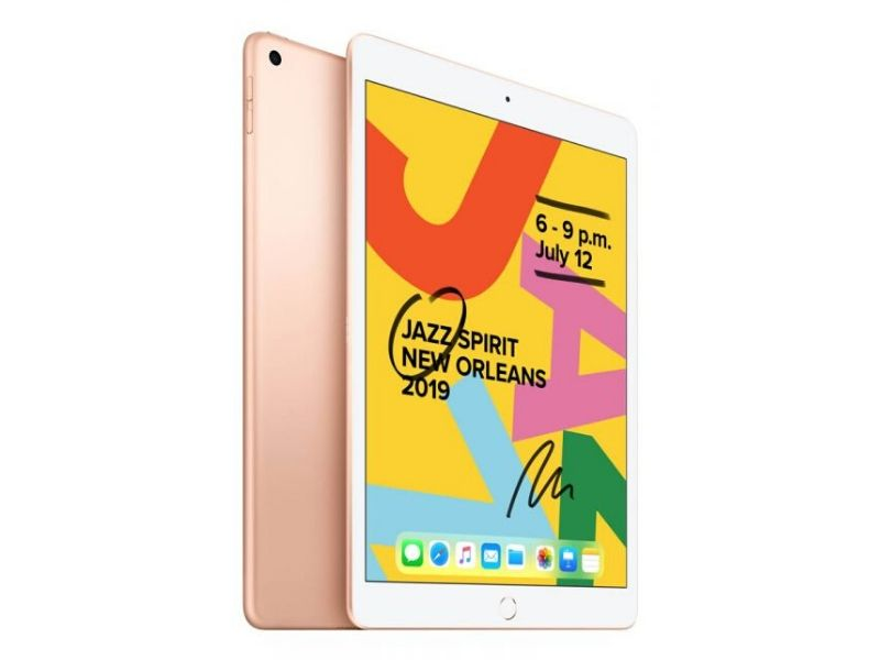 Apple iPad (2019) 32GB Wi-Fi, Gold