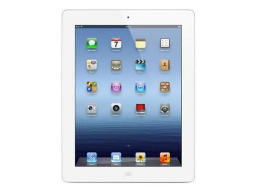 Apple iPad 4 (32GB Wi-Fi + Cellular) White