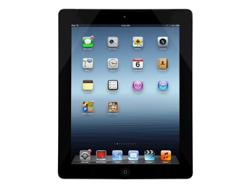Apple iPad 4 (32GB Wi-Fi) Black - Refurbished